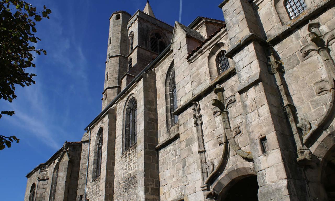 Église – Marols