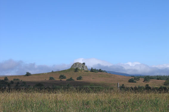 La pierre Bazanne – Lerigneux