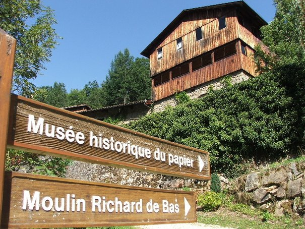 Visite – Moulin Richard de Bas