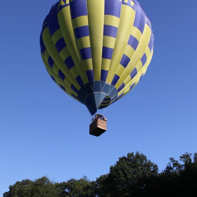 Vols en montgolfières – Viverols